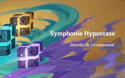 Guide de l'événement : Symphonie Hypostase