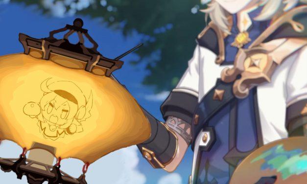 Concours dessine-moi une lanterne !