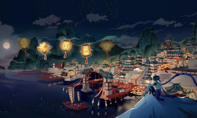 Guide de l'événement : Vœux des lanternes célestes !
