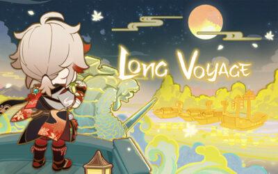 Le guide complet de l'événement Long Voyage !