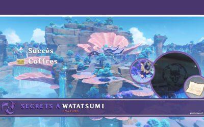 Secrets sur l'île de Watatsumi !
