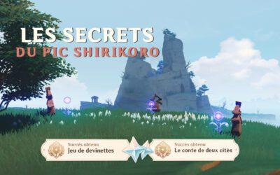 Les secrets du Pic Shirikoro : oiselles, gemmes d'étoiles et succès !